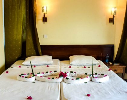Warb Suite Double (Bed & Breakfast)