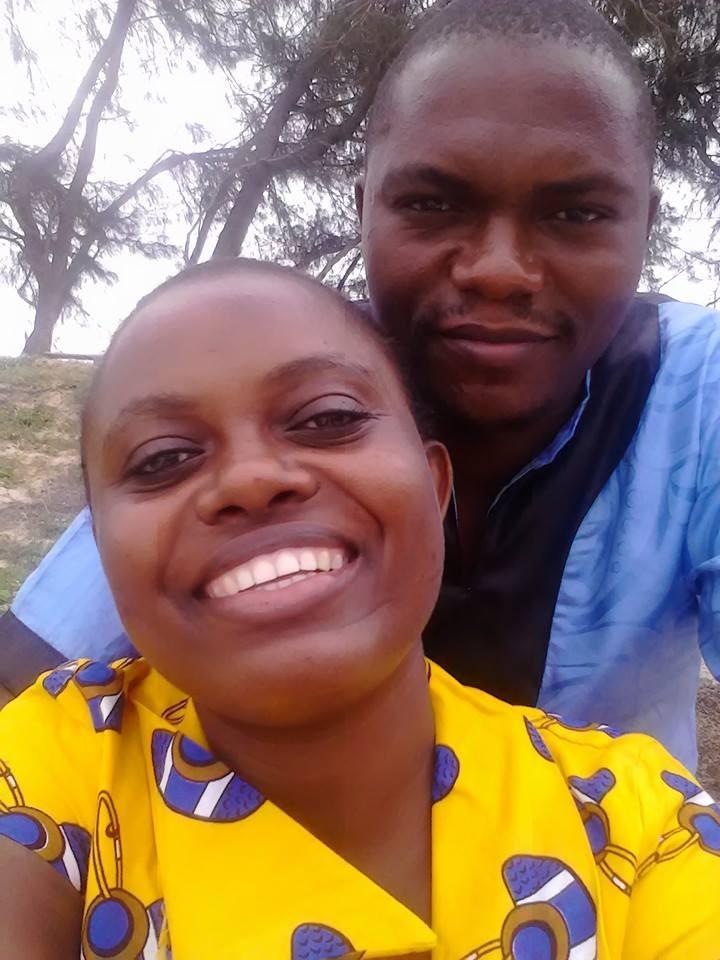 Mr & Mrs Justic Aburi
